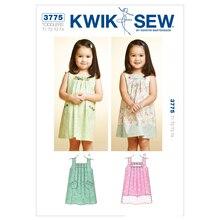 Kwik Sew Pattern K3775 (T1-T2-T3-T4)