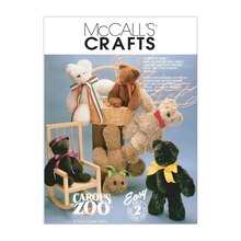 McCall's M6188 (One Size Only)
