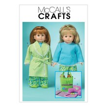 McCall's M5019 (One Size Only)