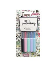American Crafts Multi-Precision Bible Journaling Markers, Soft