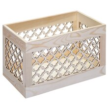 Craft It Small Wooden Crate By ArtMinds