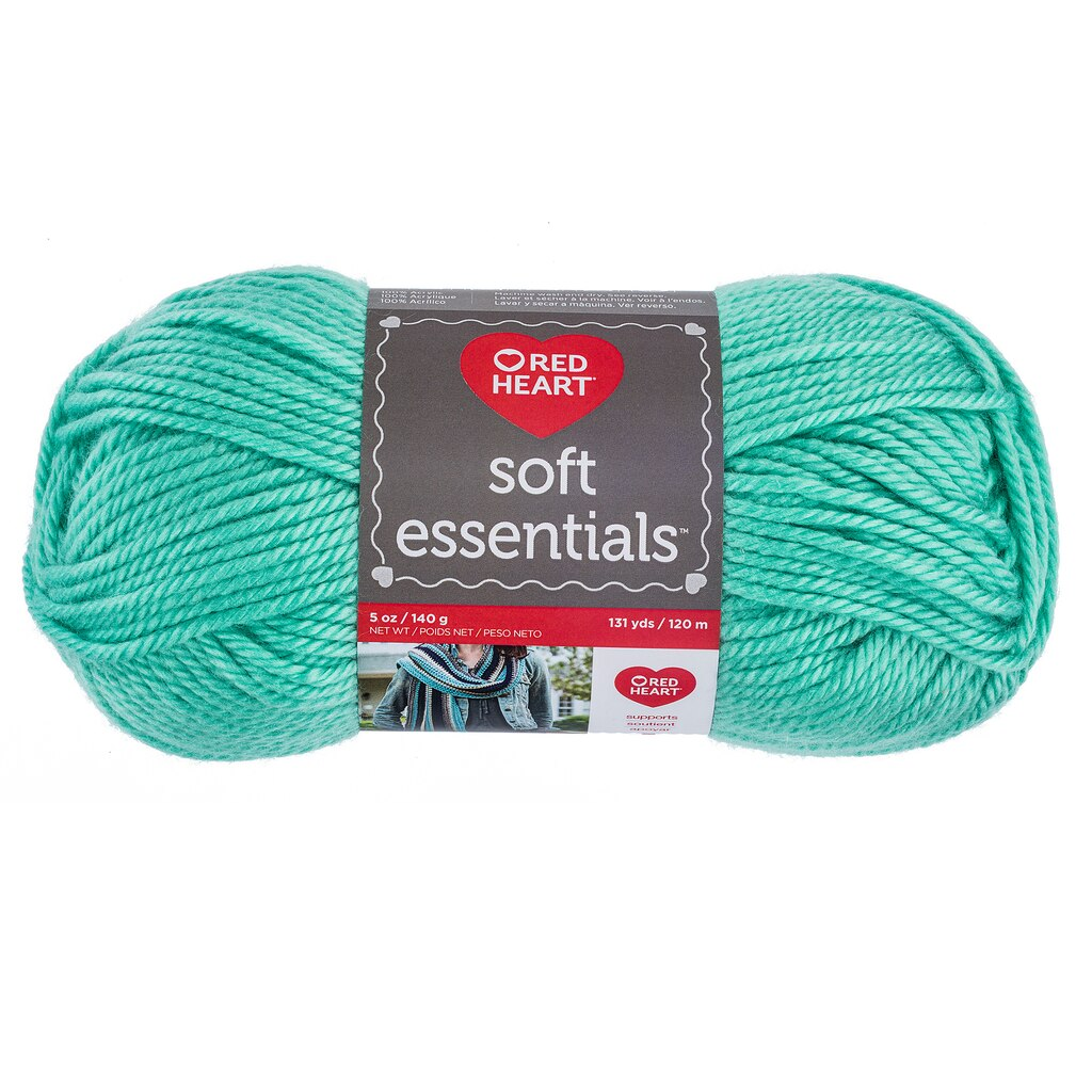 Red Heart Yarn Colors Red Heart® Sof...