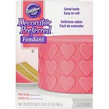 Wilton Decorator Preferred Fondant, Pink Vanilla