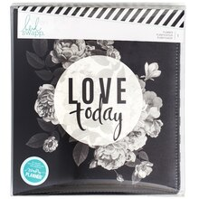 Heidi Swapp Large 12-Month Planner, Love Today