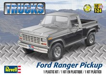 Revell Ford Ranger Pickup Plastic Model Kit