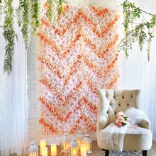 Floral Photo Backdrop, medium