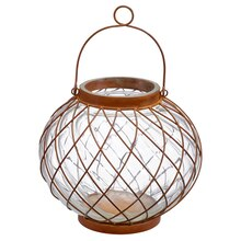 Small Round Tabletop Lantern By Ashland