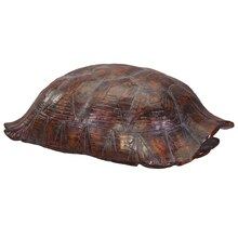 Large Tabletop Faux Turtle Shell By Ashland