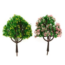 Miniature Ornamental Trees with Blossoms By Celebrate It