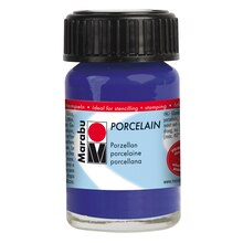 Marabu Porcelain Paint, 15ml Violet