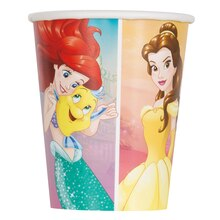 9oz Disney Princess Paper Cups, 8ct