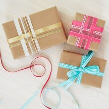 Value Pack Ribbon Gift Wrap, medium