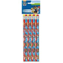 PAW Patrol Pencils, 8ct Package