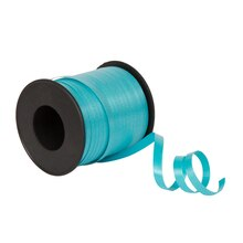 Teal Curling Ribbon, 100yd