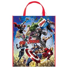 Large Plastic Avengers Goodie Bag