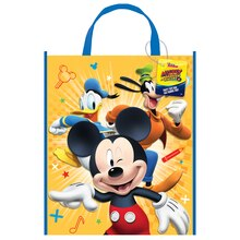 Large Plastic Mickey Mouse Favor Bag