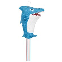 Shark Pinata, Pull String