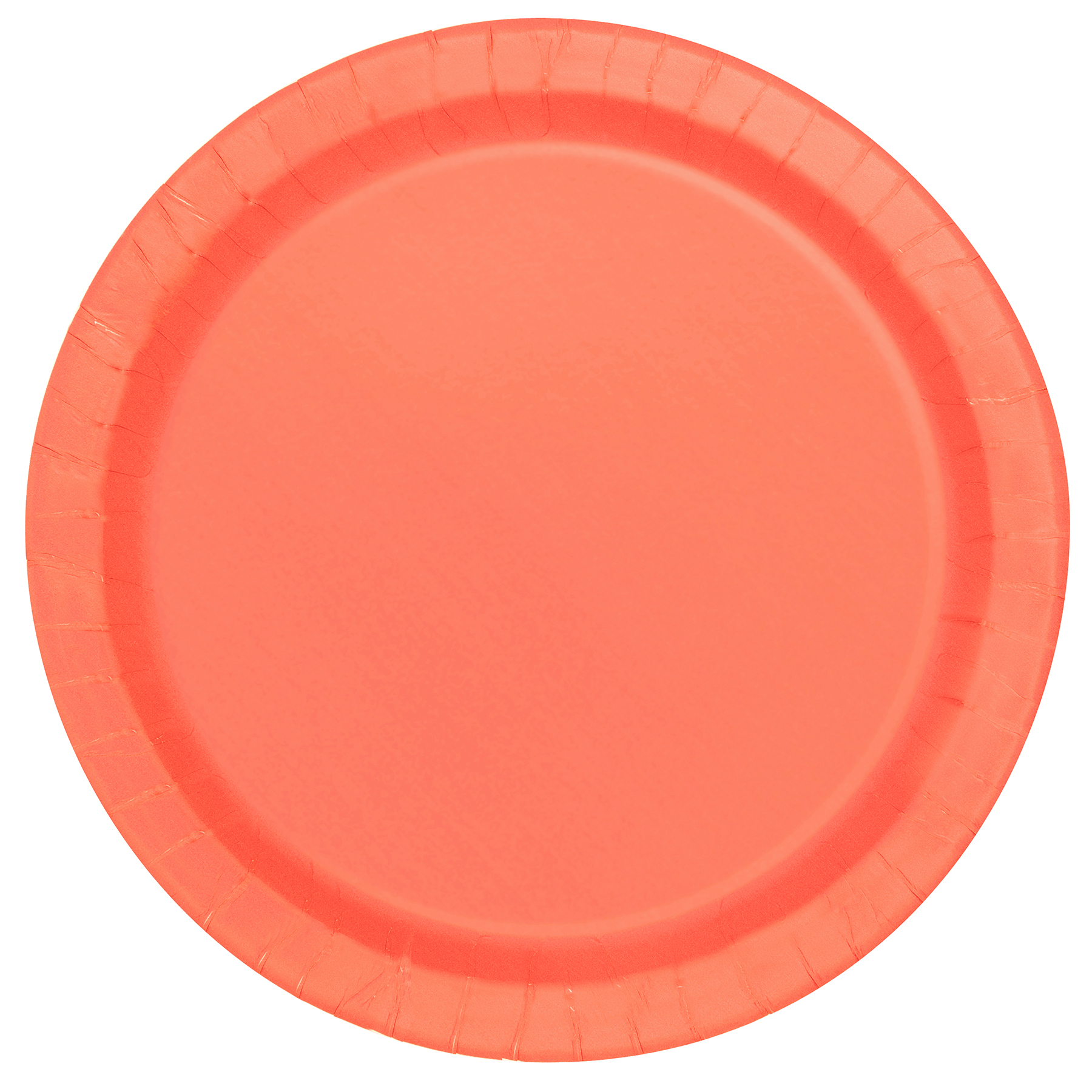 9  Coral Party Plates ...  sc 1 st  Michaels Stores & Coral Paper Plates | Coral Party Supplies