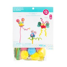 Easter Pom Critter Kit By Celebrate It