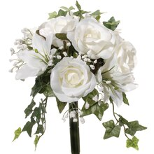 Rose and Lily Floral Bouquet