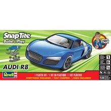 Revell SnapTite Build & Play Audi R8 Plastic Model Kit Package