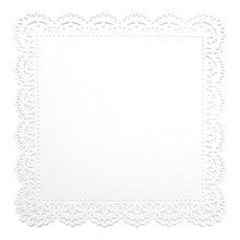 Anna Griffin Die-Cut Paper Layer, White Lace