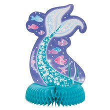 Mermaid Centerpiece Decoration, 14""