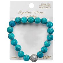 Signature Color Shop Turquoise Beaded Bracelet By Bead Landing