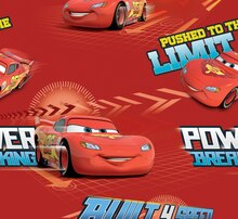 Disney Cars Built 4 Speed Cotton Fabric