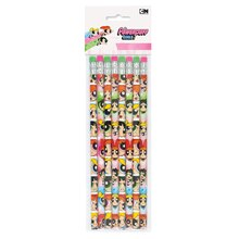 Powerpuff Girls Pencils, 8ct, medium