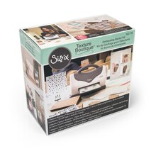 Sizzix Texture Boutique Embossing Machine In Box