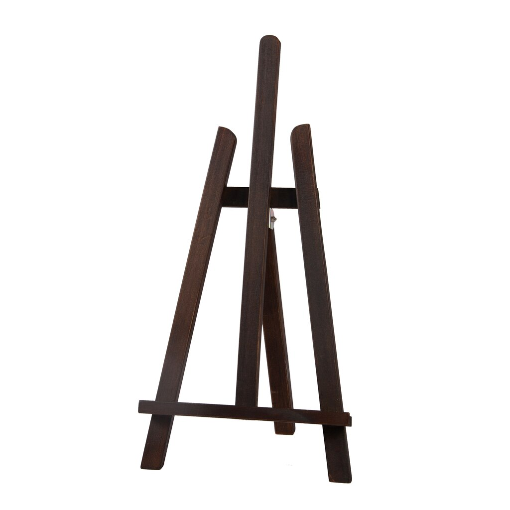 Buy the walnut display tabletop easel by artist 39 s loft at for Cavalletto pittore ikea