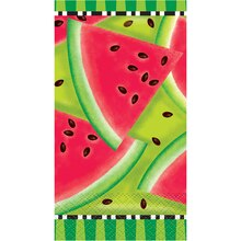 Watermelon Summer Paper Guest Towels, 16ct