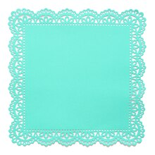 Anna Griffin Die-Cut Lace Paper, Teal