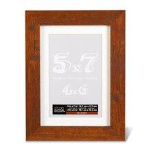 "Honey Belmont Frame By Studio Decor, 4"" x 6"""