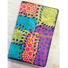 Dylusions Color Blocked Journal Cover, medium