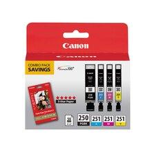 Canon PGI-250/CLI-251 ChromaLife100+ Color Combo Ink Pack