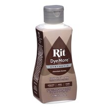 Rit DyeMore Synthetic Fabric Dye, Chocolate Brown