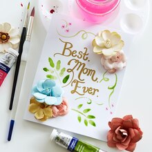 "Mother's Day ""Best. Mom. Ever."" Card, medium"