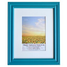 "Teal Lifestyles Wall Frame By Studio Décor,  5"" x 7"""