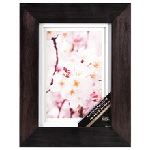 "Rustic Black Gallery Frame By Studio Décor, 4"" x 6"""