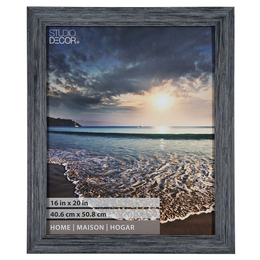 Find The Blue Wash Home Frame By Studio Decor® At Michaels