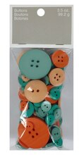 Blumenthal Lansing Button Value Pack, Coral & Mint