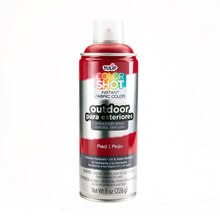 Tulip ColorShot Outdoor Aerosol Upholstery Spray, Red