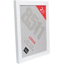 "White Logan Frame By Studio Decor, 8.5"" x 11"""