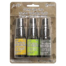 Tim Holtz Distress Spray Stains, Set 2