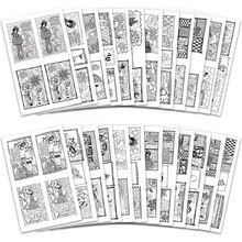 Dylusions Coloring Sheets Contents