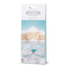David Tutera Laser Cut Cupcake Wrap