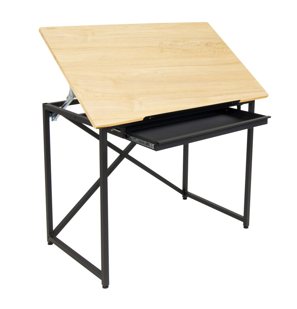studio drafting table hobby center by artist 39 s loft 42 x 23 5. Black Bedroom Furniture Sets. Home Design Ideas