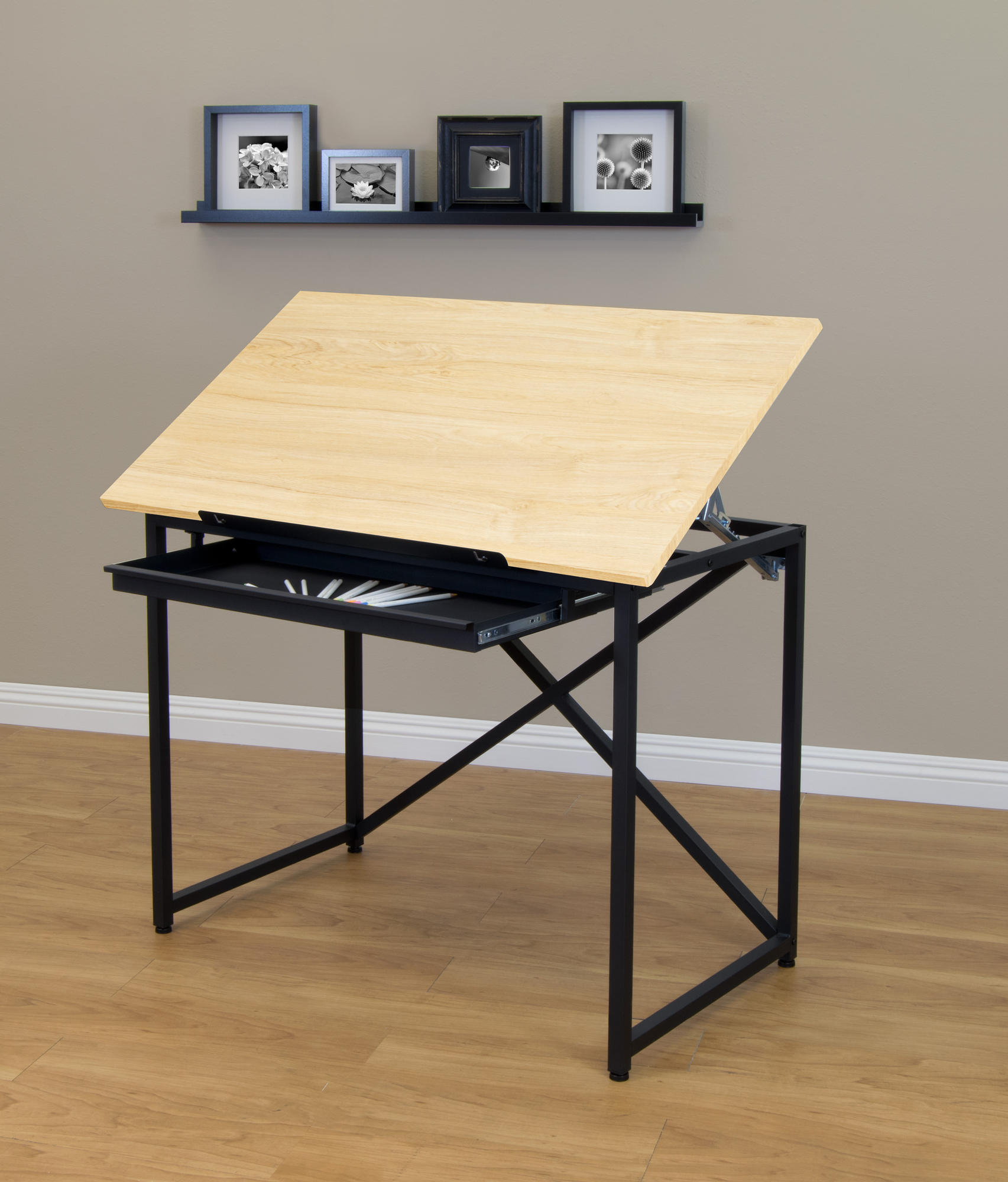 Bon ... Studio Drafting Table U0026 Hobby Center By Artistu0027s Loft